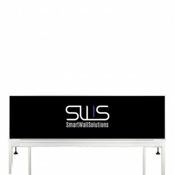 Akoestische Deskdividers | Eigen Logo