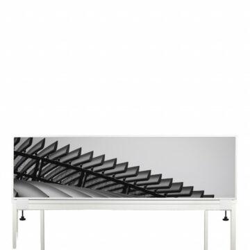 Akoestische Deskdividers | Metaal