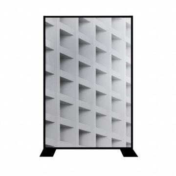 Akoestische Divider | Witte Blokken