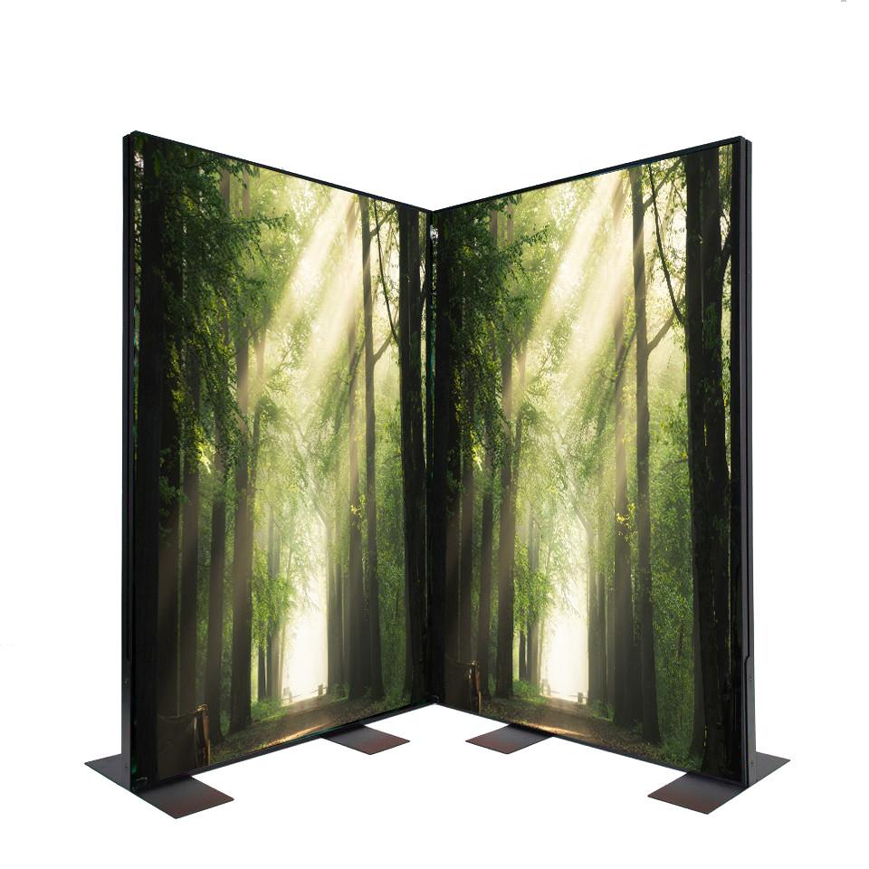 Akoestische Divider | Bomen