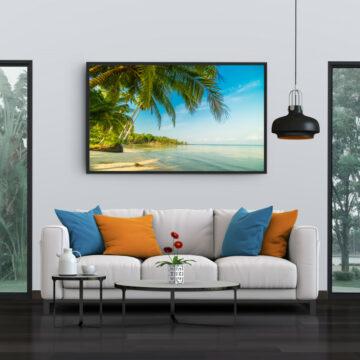 Akoestische panelen | Tropical beach