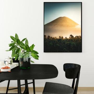 Akoestische panelen | Vulkaan