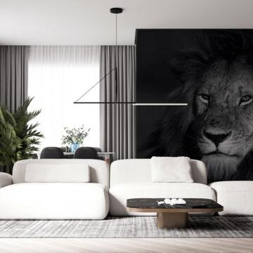 MultiTexPro - Black lion