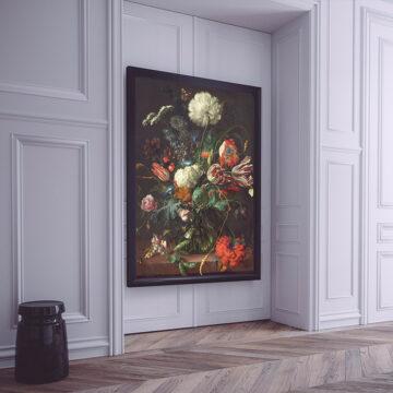 Akoestisch paneel | Flowers