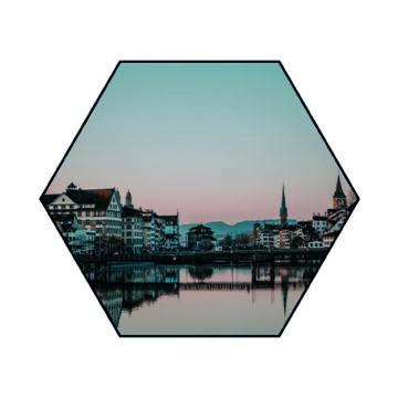 Akoestische Hexagon   Stad
