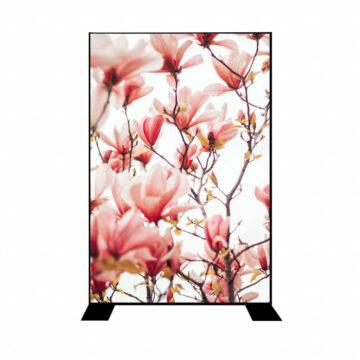 Divider | Pink Flower