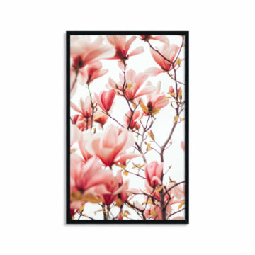 Wandpaneel | Pink Flower