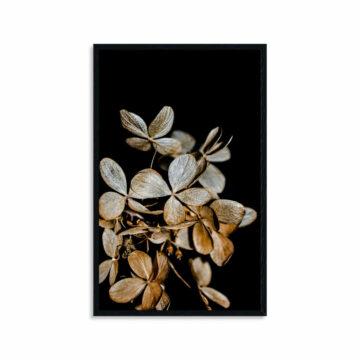 Wandpaneel | Dark Flower